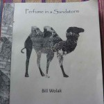 PERFUME IN A SAND STORM by Bill Wolak and John Digby (paperback)