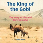 THE KING OF THE GOBI by John Hare (paperback)