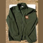 LUXURY WOOLEN FLEECE WITH WCPF LOGO