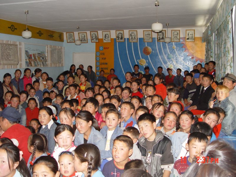 Mongolian Educational Photo 2