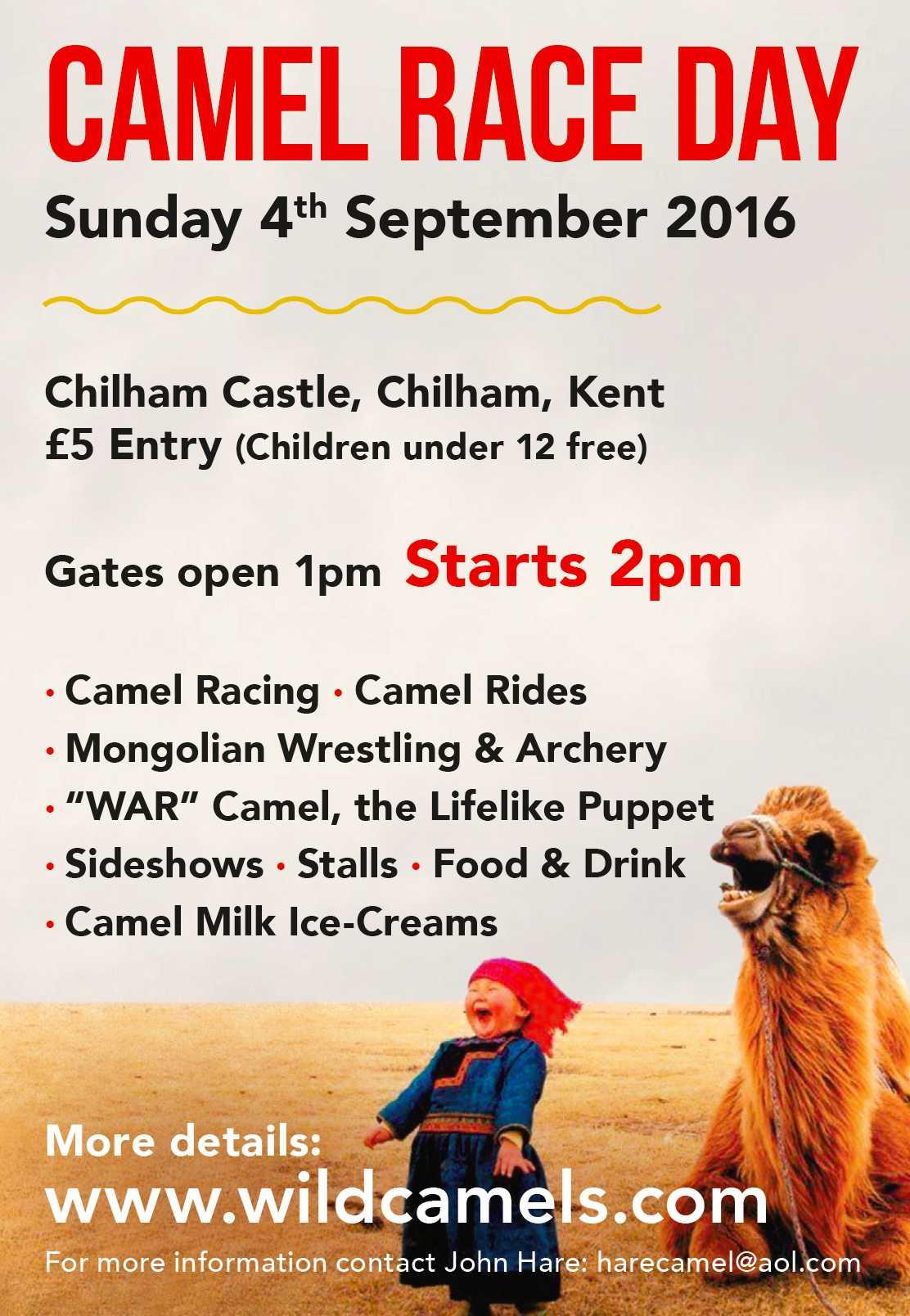 Camel Race 2016