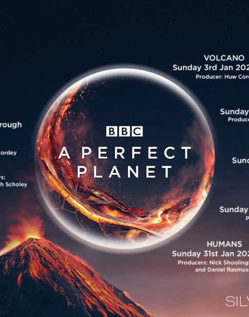 Sir David Attenborough's Perfect Planet, Series 2 – Featuring the Wild Camel